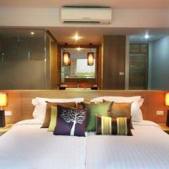 Отель Pakasai Resort 4* Номер Делюкс с различными типами кроватей фото 2
