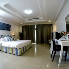 Отель Murraya Residence 3* Улучшенные апартаменты с различными типами кроватей фото 2