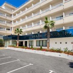 Globales Santa Ponsa Park Hotel парковка