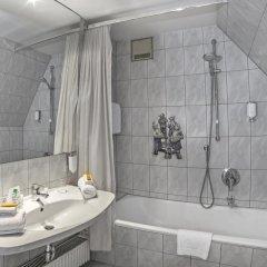 Drei Löwen Hotel 4* Стандартный номер с различными типами кроватей фото 3