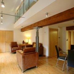Hallmark Hotel Glasgow 4* Студия Делюкс с разными типами кроватей фото 2