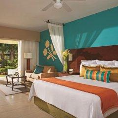 Отель Now Larimar Punta Cana - All Inclusive 4* Номер Делюкс с различными типами кроватей фото 9