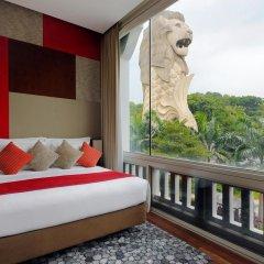 Отель Le Méridien Singapore, Sentosa комната для гостей фото 5