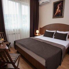 Гостевой дом Амиго Стандартный номер с различными типами кроватей фото 15