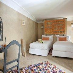 Отель Riad Anata 5* Улучшенный номер разные типы кроватей фото 9