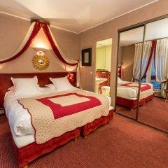 Отель BRITANNIQUE Париж комната для гостей фото 4