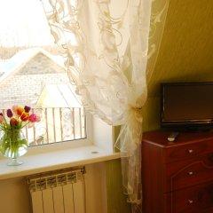 Гостиница Анри Номер Комфорт с двуспальной кроватью