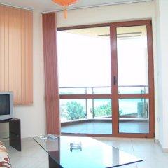 Отель Sunny Bay Aparthotel 3* Апартаменты с различными типами кроватей