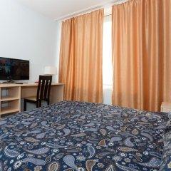 Гостиница Юность 3* Номер Бизнес с двуспальной кроватью фото 3