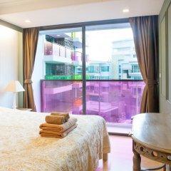 Отель Rocco Huahin Condominium Апартаменты с 2 отдельными кроватями фото 14