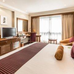 Boulevard Hotel Bangkok 4* Семейный номер Делюкс с двуспальной кроватью фото 5