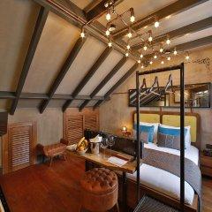 Sanat Hotel Pera Boutique 3* Улучшенный номер с различными типами кроватей фото 4