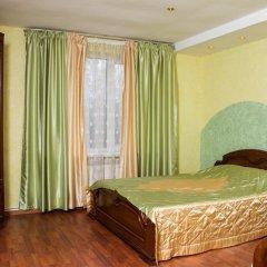 Гостиница Теремок Заволжский Семейные апартаменты разные типы кроватей фото 4