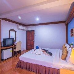 Отель Lanta Nice Beach Resort 3* Улучшенный номер фото 8