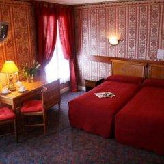 Отель Grand Hôtel De Paris 3* Стандартный номер с различными типами кроватей фото 26