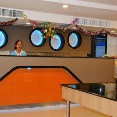 Отель Flipper Lodge Паттайя детские мероприятия фото 2