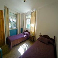 Отель Hostal La Muralla Номер категории Эконом с различными типами кроватей фото 4