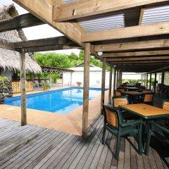 Отель Kosrae Nautilus Resort Федеративные Штаты Микронезии, Косраэ - отзывы, цены и фото номеров - забронировать отель Kosrae Nautilus Resort онлайн бассейн