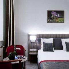 Отель Le Phénix Hôtel Франция, Лион - отзывы, цены и фото номеров - забронировать отель Le Phénix Hôtel онлайн комната для гостей фото 3