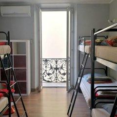 Hostel & Hotel Meyerbeer Beach Кровать в общем номере с двухъярусной кроватью фото 5