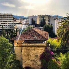Отель Villa du roc fleuri Франция, Канны - отзывы, цены и фото номеров - забронировать отель Villa du roc fleuri онлайн фото 11
