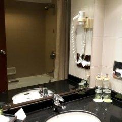 Boulevard Hotel Bangkok 4* Стандартный номер с разными типами кроватей фото 25