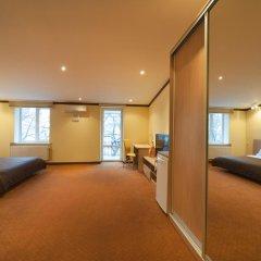 Geneva Apart Hotel 3* Улучшенный номер с различными типами кроватей фото 4
