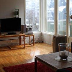 Апартаменты Hordatun Apartments комната для гостей фото 5