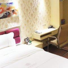 Отель Fangjie Yindu Inn 3* Стандартный номер с различными типами кроватей фото 4
