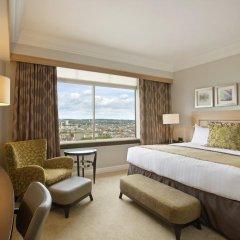 Отель London Hilton on Park Lane 5* Люкс с различными типами кроватей фото 8