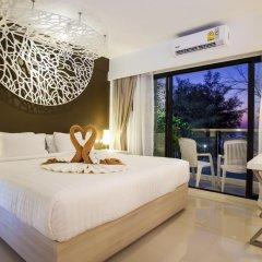 Отель Coral Inn 3* Номер Делюкс двуспальная кровать