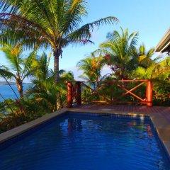 Отель Wananavu Beach Resort 4* Бунгало с различными типами кроватей фото 2