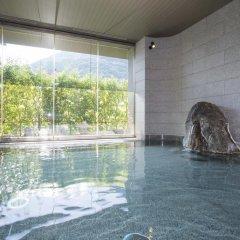 Отель Kinunokeikoku Hekiryu Никко бассейн