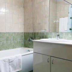 Отель Apart Hotel Flora Residence Daisy Болгария, Боровец - отзывы, цены и фото номеров - забронировать отель Apart Hotel Flora Residence Daisy онлайн ванная фото 2
