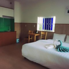 Апартаменты Bach Duong Apartment комната для гостей фото 4