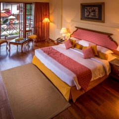 Mahaweli Reach Hotel 4* Номер Делюкс с различными типами кроватей фото 7