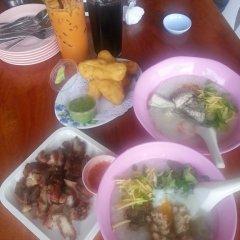Отель Baan Pak Rorn питание