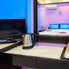 Отель The Grand Orchid Inn 2* Номер Делюкс разные типы кроватей фото 13