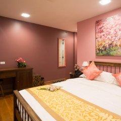 Отель Nine Design Place 3* Номер Делюкс с различными типами кроватей фото 3