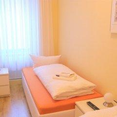Отель City Guesthouse Pension Berlin 3* Стандартный номер с разными типами кроватей фото 6