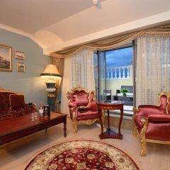 Гостиница Trezzini Palace 5* Люкс повышенной комфортности с различными типами кроватей фото 10