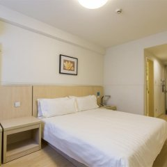 Отель Jinjiang Inn Xi'an Mingguang Road комната для гостей фото 15