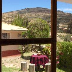 Отель Casa Inti Lodge Стандартный номер с различными типами кроватей (общая ванная комната) фото 9