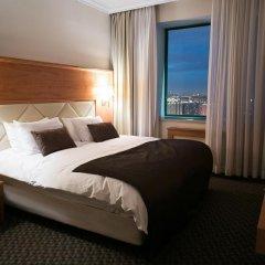 Гостиница Милан 4* Номер Комфорт с двуспальной кроватью фото 7