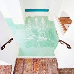 Отель Hospederia Antigua Номер Делюкс с различными типами кроватей фото 8
