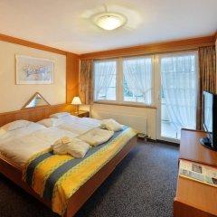 Wellness Hotel La Ginabelle 4* Стандартный номер с двуспальной кроватью фото 4