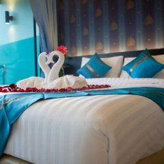 Kata Green Beach Hotel 3* Улучшенный номер с различными типами кроватей фото 6