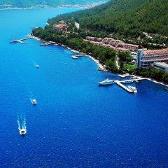 Отель Labranda Mares Marmaris пляж фото 2