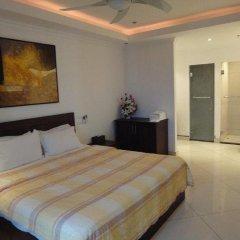 Отель Vtsix Condo Service at View Talay Condo Президентский люкс с различными типами кроватей фото 3