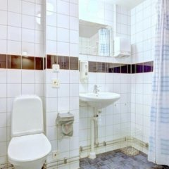 Masthuggsterassens Vandrarhem - Hostel Гётеборг ванная